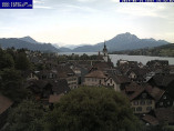Náhledový obrázek webkamery Küssnacht am Rigi - Lucernské jezero