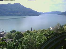 Náhledový obrázek webkamery Brissago - jezero Maggiore