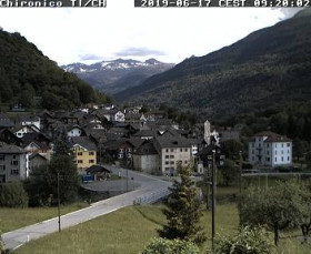 Náhledový obrázek webkamery Chironico