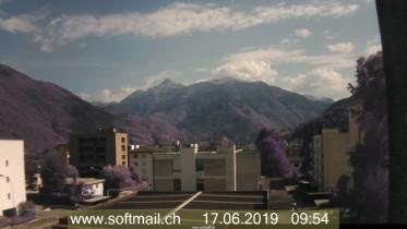 Náhledový obrázek webkamery Giubiasco