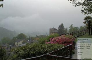 Náhledový obrázek webkamery Lugano - San.Salvatore