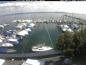 Náhledový obrázek webkamery Altnau - jezero Constance
