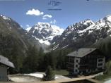 Náhledový obrázek webkamery Arolla - Mont Collon
