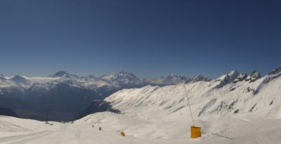 Náhledový obrázek webkamery Belalp - panorama