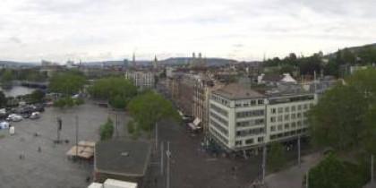 Náhledový obrázek webkamery Curych