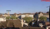 Náhledový obrázek webkamery Curych - Hotel Alexander