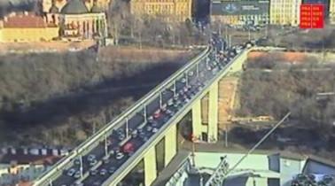 Náhledový obrázek webkamery Nuselský most