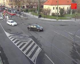 Náhledový obrázek webkamery Praha - Výtoň