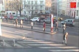 Náhledový obrázek webkamery Praha - Nusle