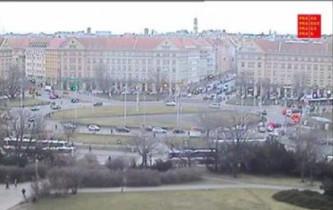 Náhledový obrázek webkamery Praha - Vítězné náměstí