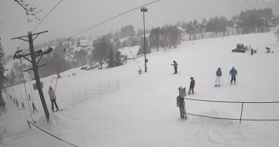Náhledový obrázek webkamery Benecko - ski areál