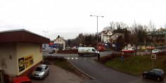 Náhledový obrázek webkamery Jilemnice - kruhový objezd