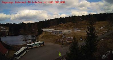 Náhledový obrázek webkamery Bedřichov - Stadion