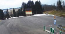 Náhledový obrázek webkamery Bedřichov - parkoviště Central