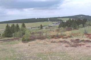 Náhledový obrázek webkamery Boží Dar - Krušné hory