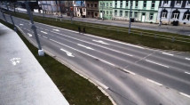 Náhledový obrázek webkamery Plzeň - Rokycanská třída