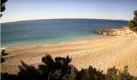Náhledový obrázek webkamery Pláž Ivan Dolac - Hvar