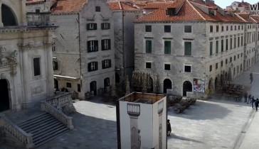 Náhledový obrázek webkamery Dubrovnik - centrum