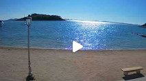 Náhledový obrázek webkamery Pakoštane - pláž