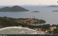 Náhledový obrázek webkamery Pakoštane - panoramatická kamera