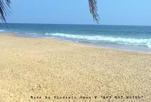 Náhledový obrázek webkamery Hikkaduwa Beach and Surf