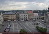 Náhledový obrázek webkamery Turnov - náměstí