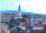 Náhledový obrázek webkamery Český Krumlov