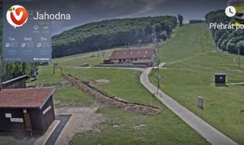 Náhledový obrázek webkamery Ski Jahodna