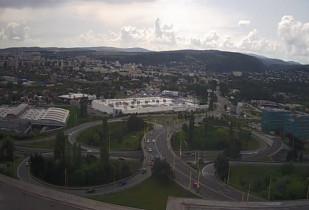 Náhledový obrázek webkamery Košice - Volovské vrchy