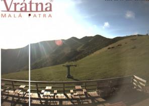 Náhledový obrázek webkamery Vrátná - Malá Fatra