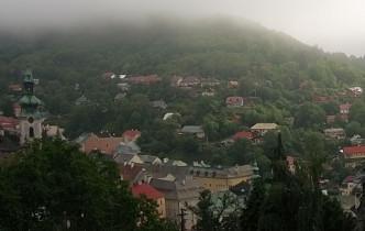 Náhledový obrázek webkamery Banská Štiavnica