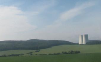 Náhledový obrázek webkamery Mochovce - Jaderná elektrárna