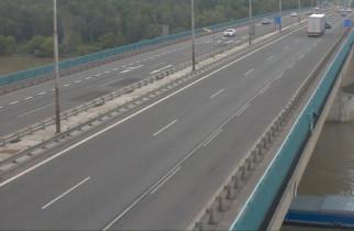 Náhledový obrázek webkamery Bratislava - most Lafranconi