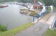 Náhledový obrázek webkamery Baťův kanál - přístav Petrov