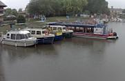 Náhledový obrázek webkamery Baťův kanál - přístav Veselí nad Moravou