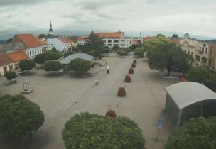 Náhledový obrázek webkamery Nové Mesto nad Váhom