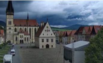 Náhledový obrázek webkamery Bardějov