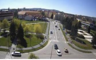 Náhledový obrázek webkamery Bardějov - Jiráskova ulice