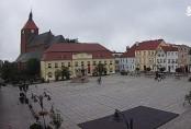 Náhledový obrázek webkamery Darłowo - náměstí