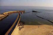Náhledový obrázek webkamery Leba - pláž