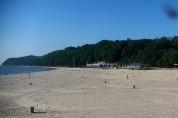 Náhledový obrázek webkamery Gdynia - pláž