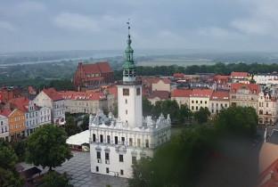 Náhledový obrázek webkamery Chełmno
