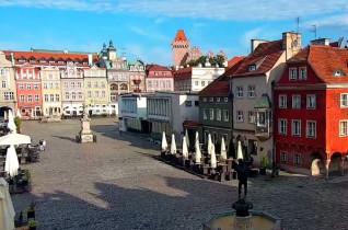 Náhledový obrázek webkamery Poznaň