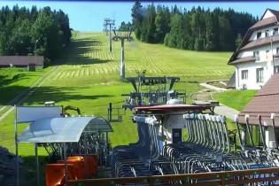Náhledový obrázek webkamery Ski BESKID Spytkowice
