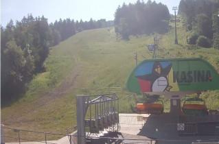 Náhledový obrázek webkamery Ski Kasina