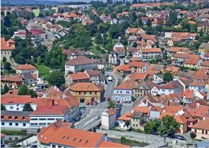 Náhledový obrázek webkamery Třebíč
