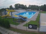 Náhledový obrázek webkamery Koupaliště Veselí nad Moravou
