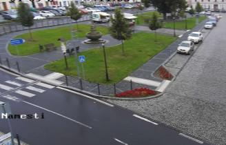 Náhledový obrázek webkamery Šluknov město