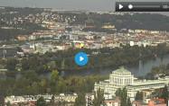 Náhledový obrázek webkamery Praha