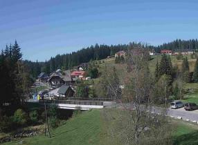 Náhledový obrázek webkamery Modrava - Šumava